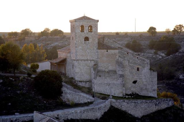 Iglesia de San Bartolomé de Fompedraza