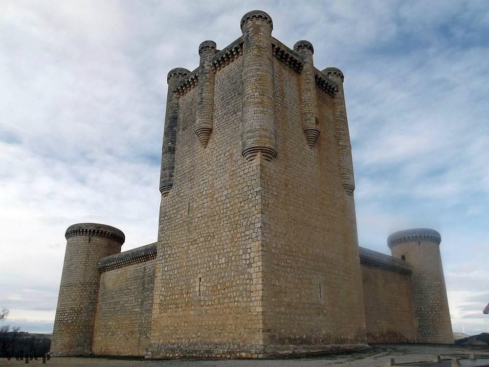 Castillo de Torrelobatón.