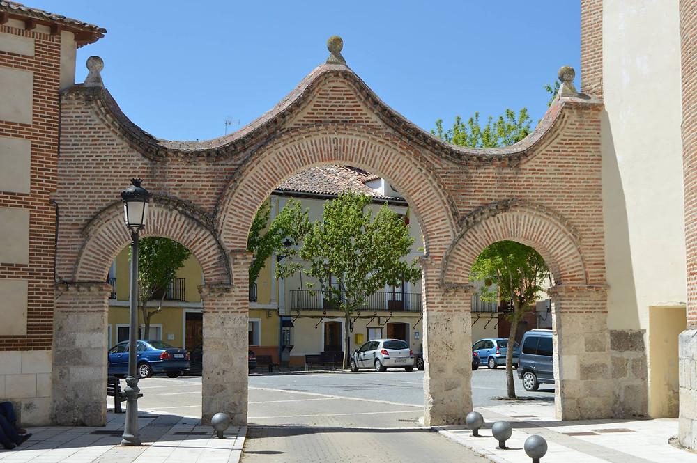 Tres Arcos de Portillo
