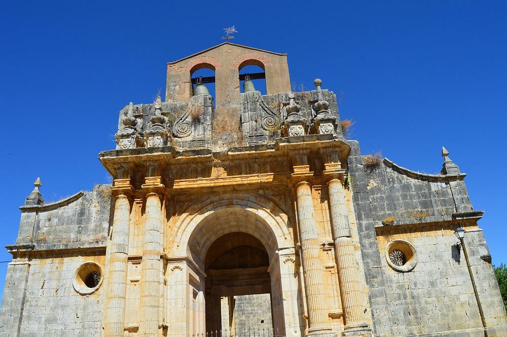 Iglesia de Villardefrades