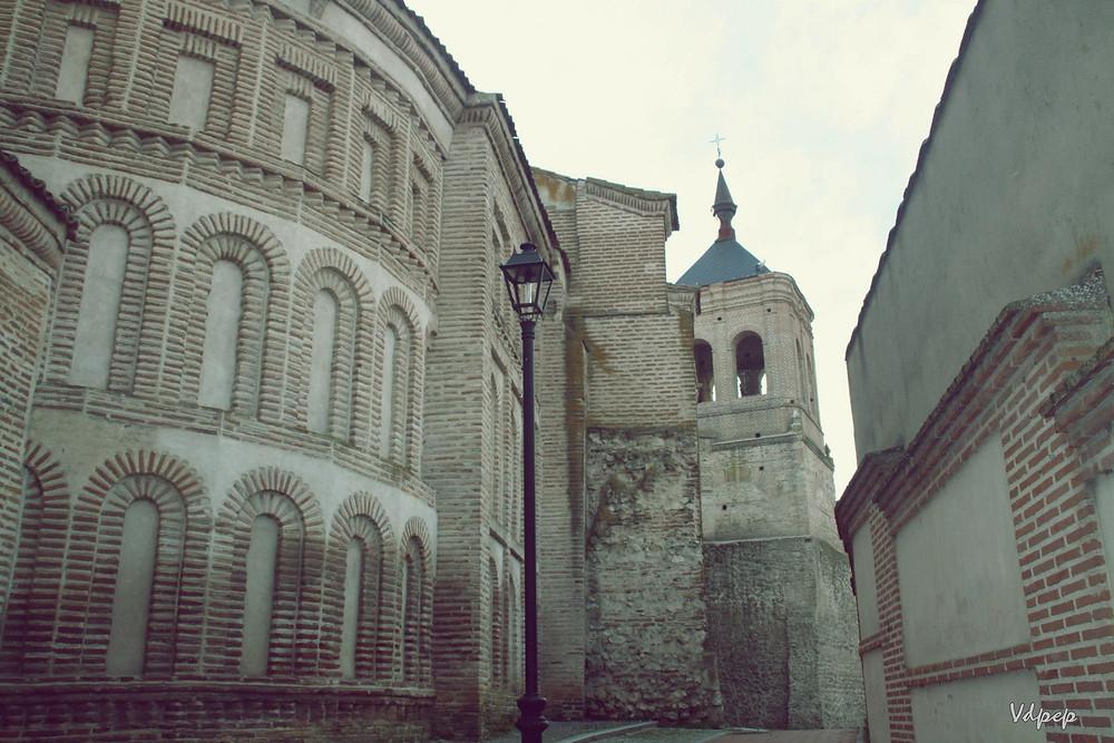 Iglesia mudéjar de San Miguel de Olmedo