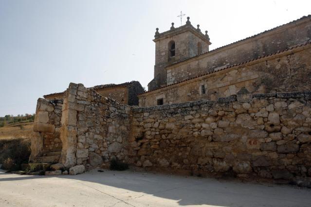 Iglesia de San Esteban de Roturas