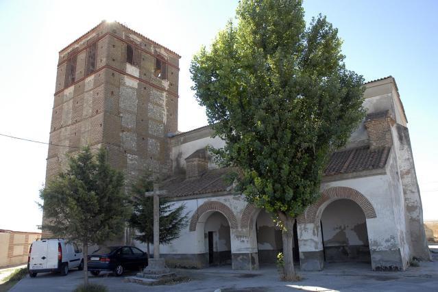 Iglesia de San Pedro de Aguasal