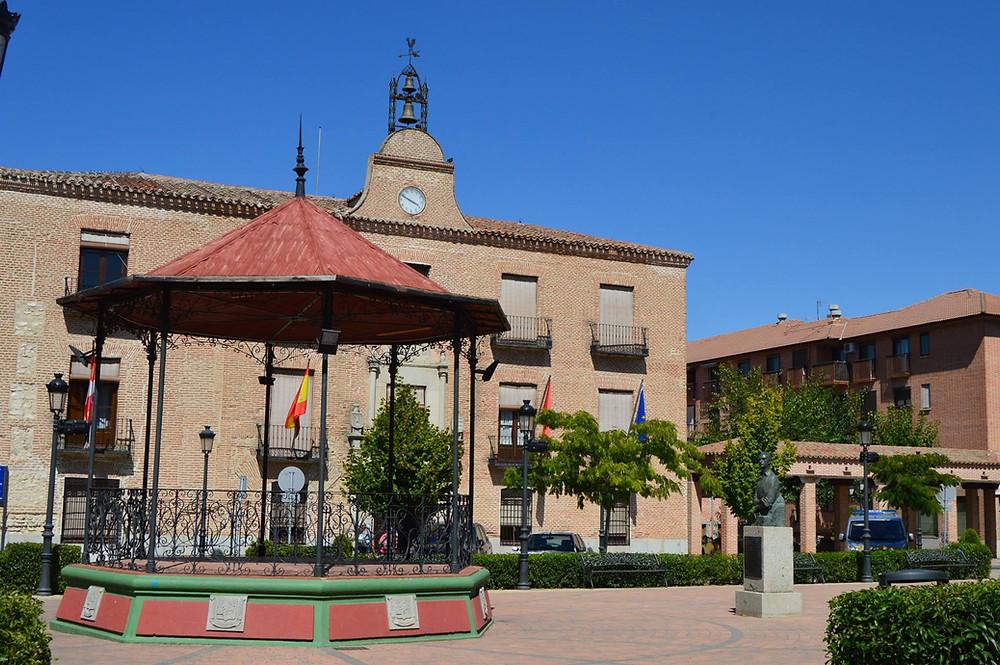 Plaza del Real de Arévalo