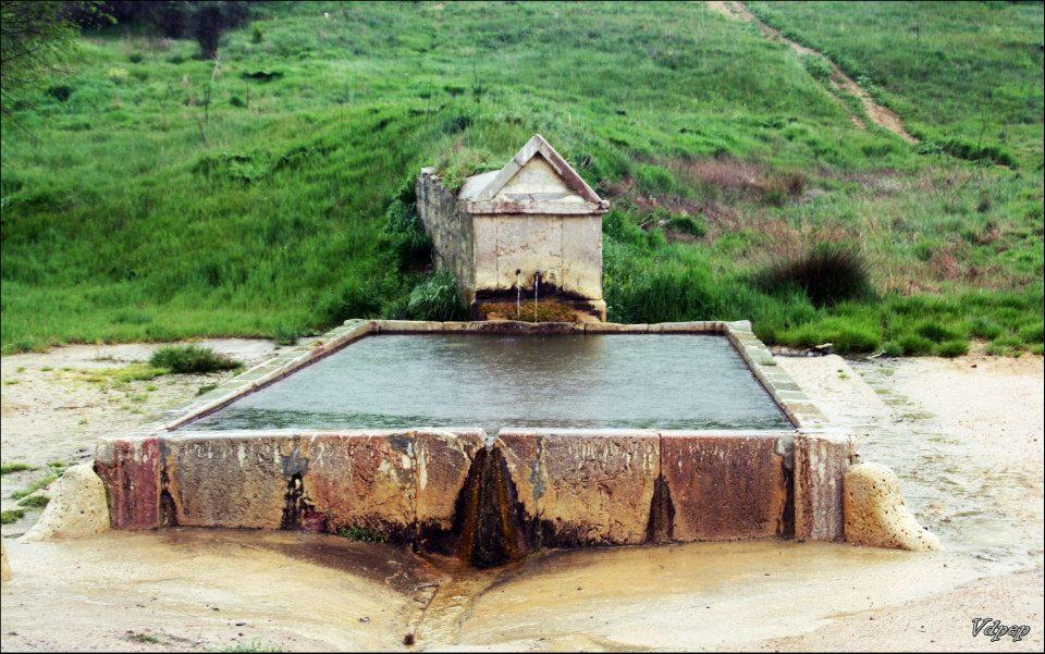 Fuente en Palazuelo de Vedija