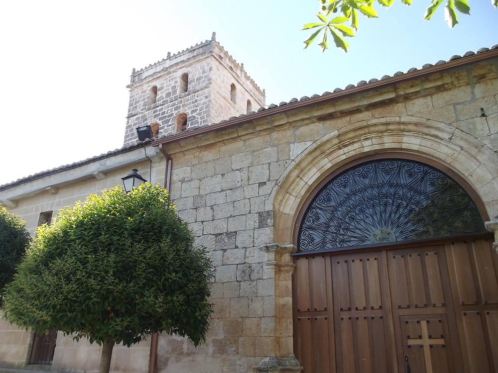 Iglesia Parroquial de Encinas de Esgueva