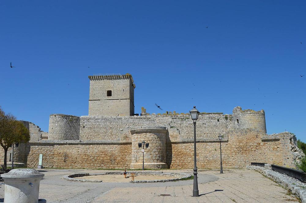 Castillo de Portillo.