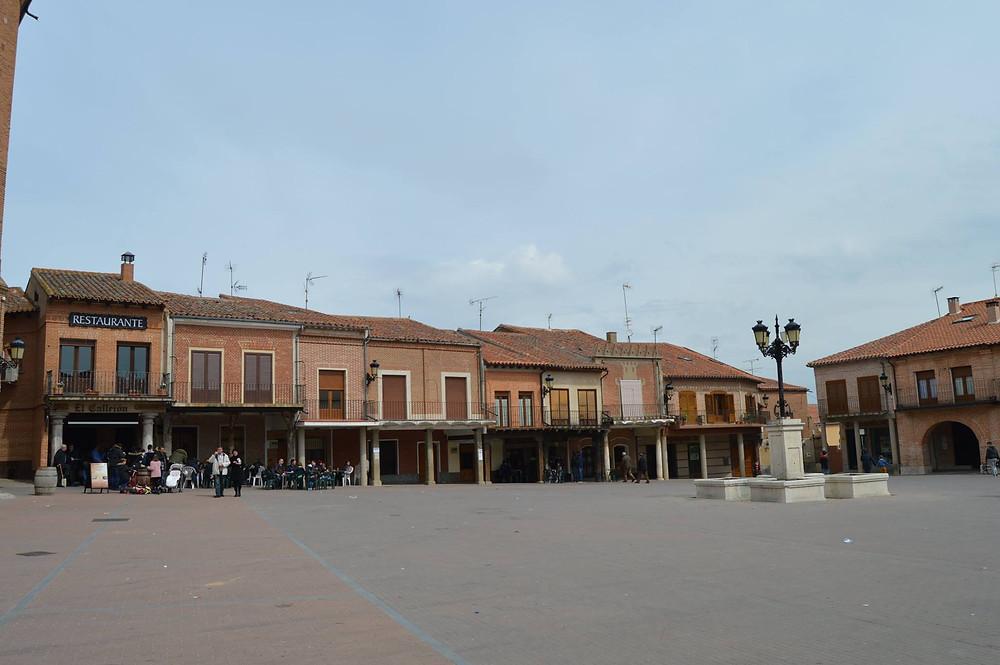 Plaza Mayor de Alaejos