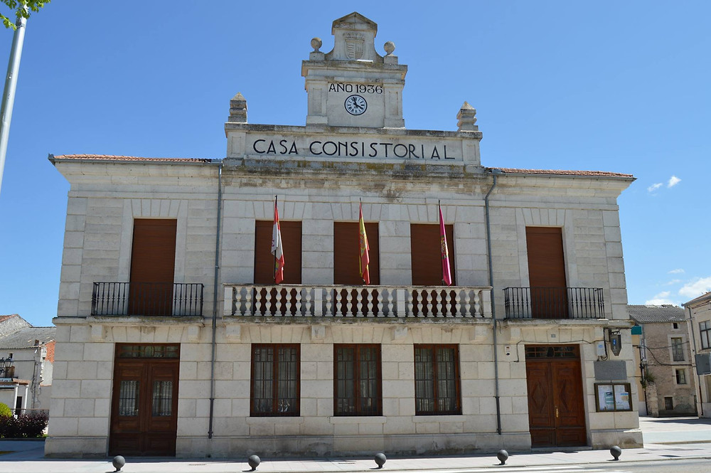 Casa Consistorial de Campaspero
