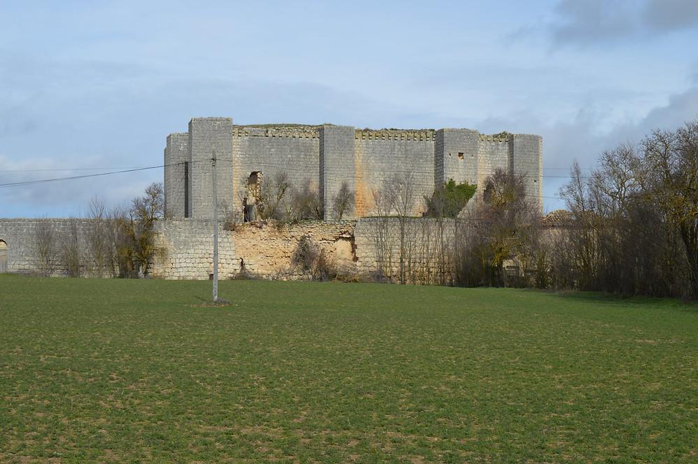 Castillo de Villalba de los Alcores