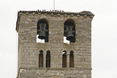 Torre de la iglesia de San Miguel del Pino