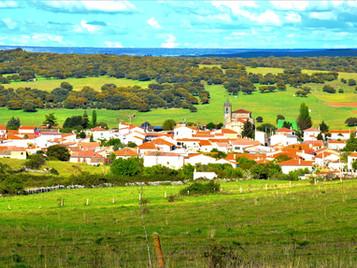 Aldea del Obispo muestra sus fortalezas para atraer turismo y fijar población