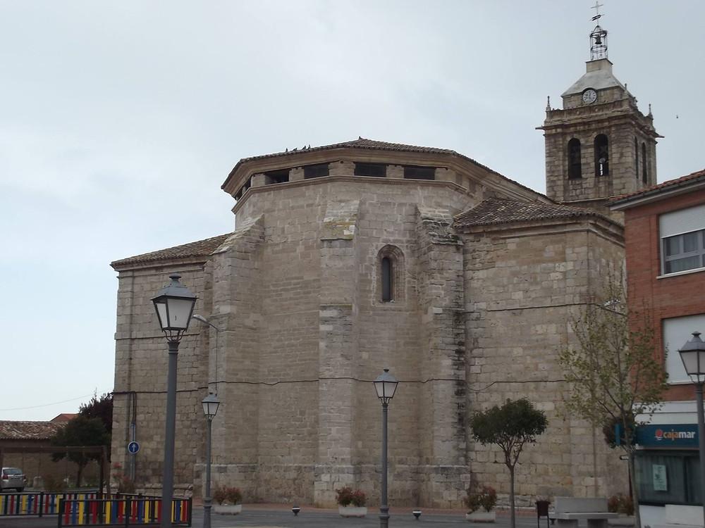 Iglesia de Santa María de Cabezón de Pisuerga