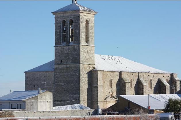 Iglesia de San Martín de Tours de Traspinedo