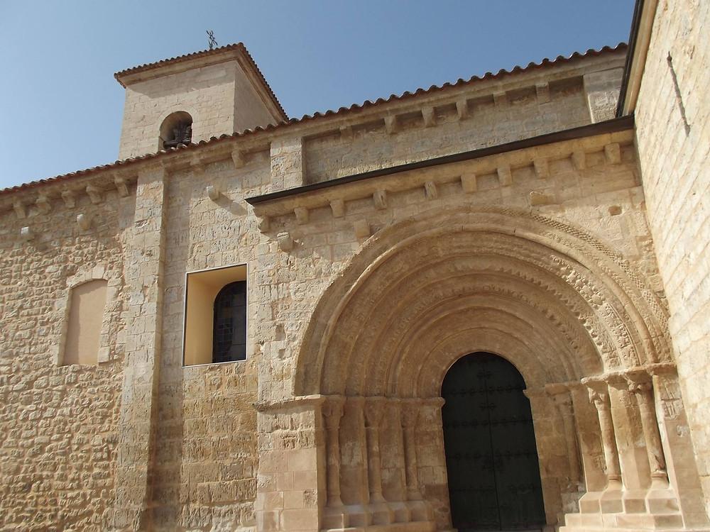 Iglesia Románica de Trigueros del Valle