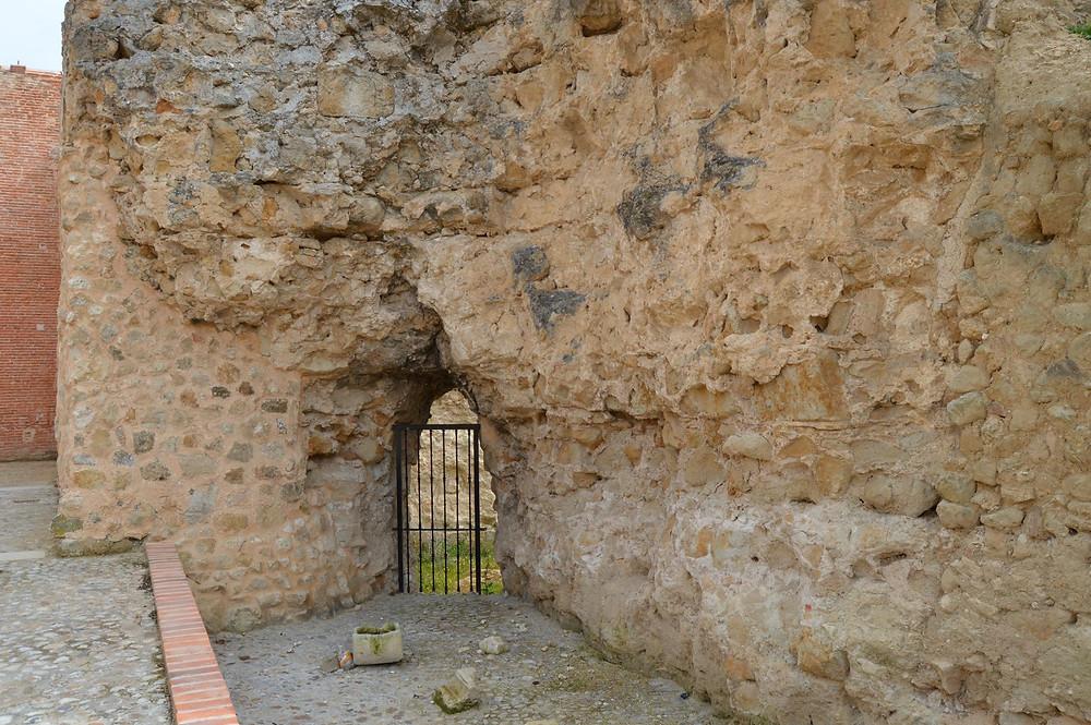 Restos del Castillo de Alaejos