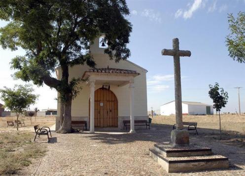 Ermita Virgen de los Remedios de Pozaldez