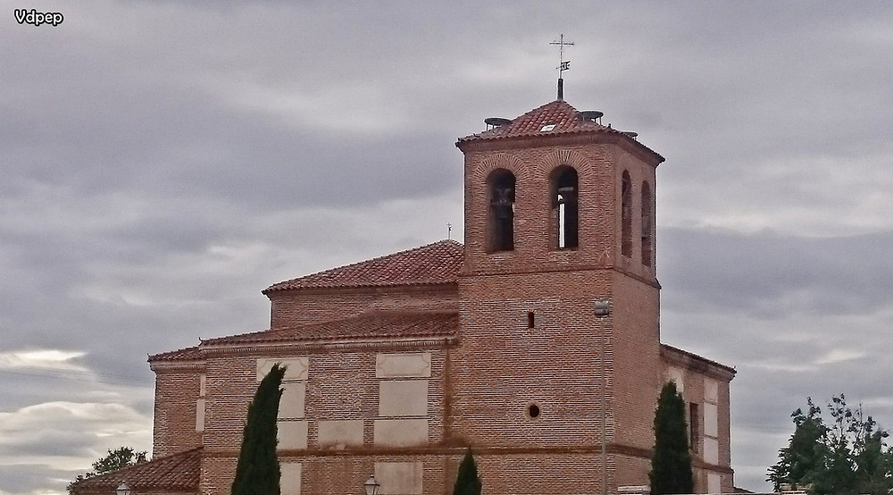 Iglesia de San Miguel de Hornillos de Eresma