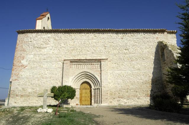 Iglesia Santa Juliana de Villarmentero de Esgueva