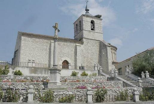 Iglesia de Santa María de los Mártires de Íscar