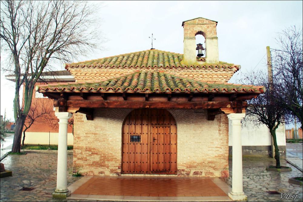 Ermita del Cristo del Humilladero de Torrecilla de la Abadesa