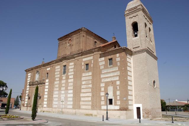 Iglesia de Santiago Apostol de Carpio