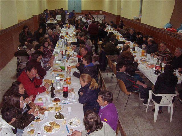 Domingo tortillero en Aguilar de Campos