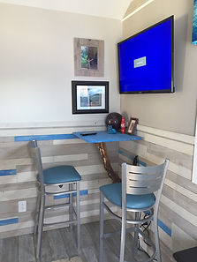 small spaces 96 sq ft dining