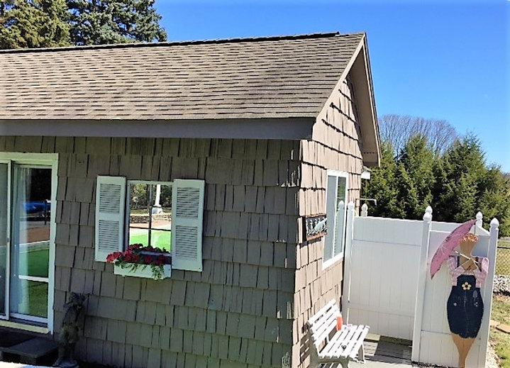 372 sq ft cabin