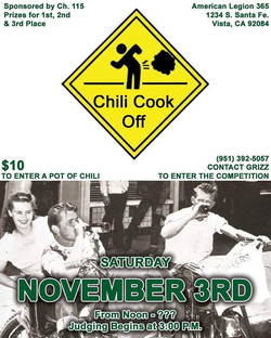 115 Chili cook off 2018