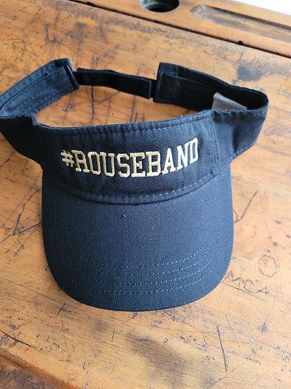 Rouse Band Visor - Style #rouseband