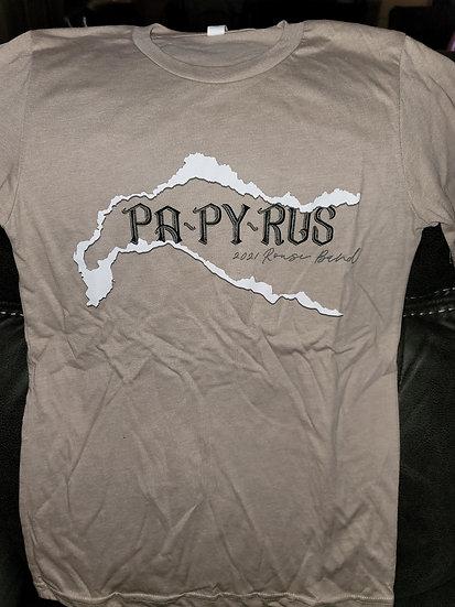 2021 Papyrus Show Shirt
