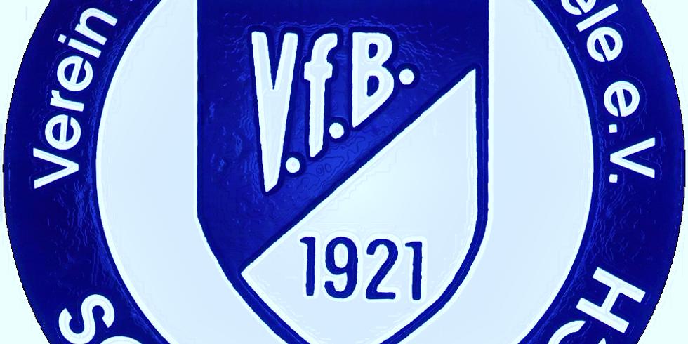 4. Spieltag VfB - FC Homberg
