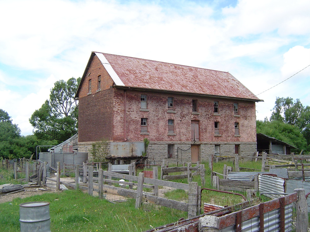 The Mill 2008