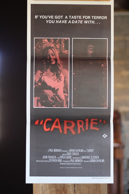 Carrie - daybill