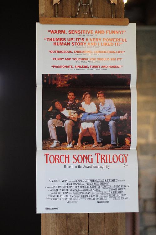 Torch Song Trilogy - daybill