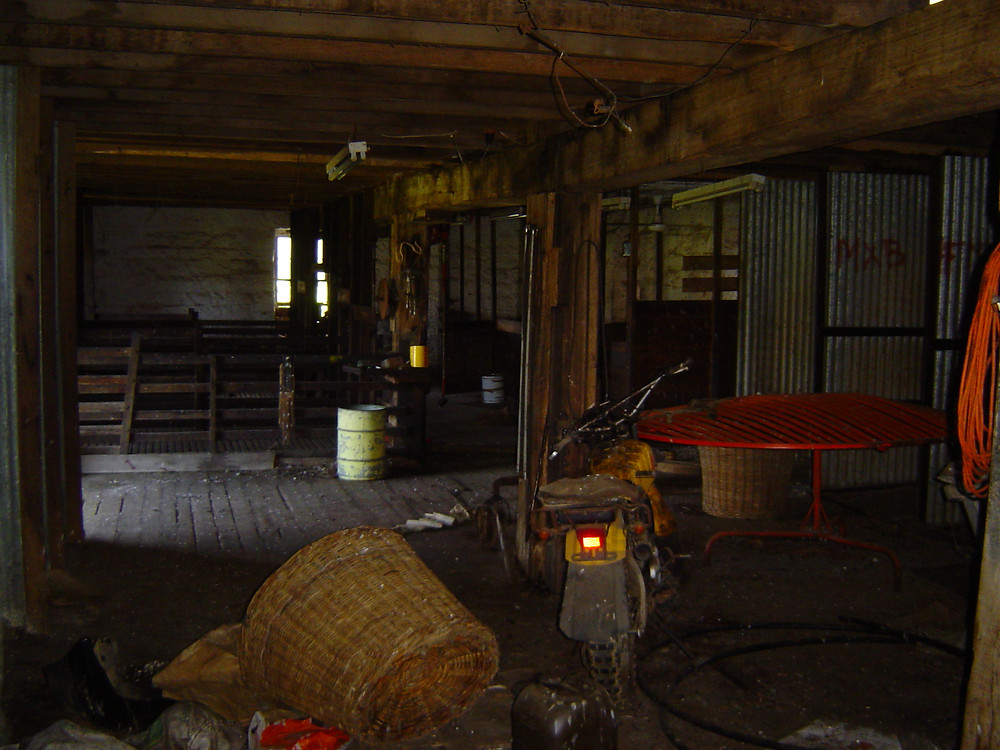 The Interior of the Mill 2008