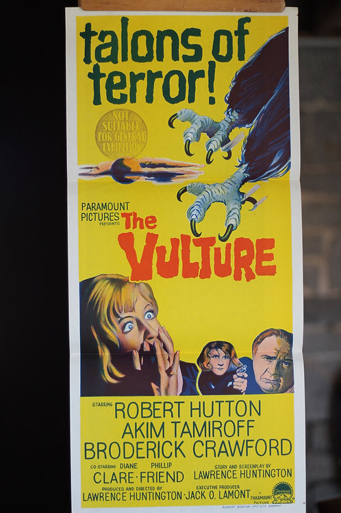 The Vulture - daybill