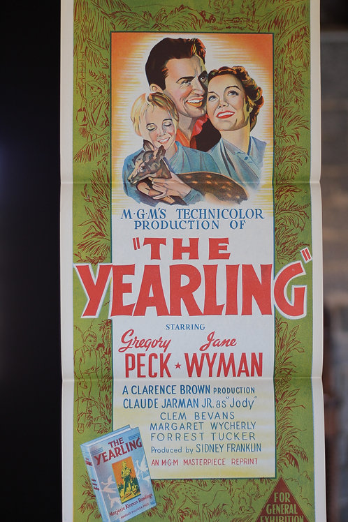 The Yearling - daybill