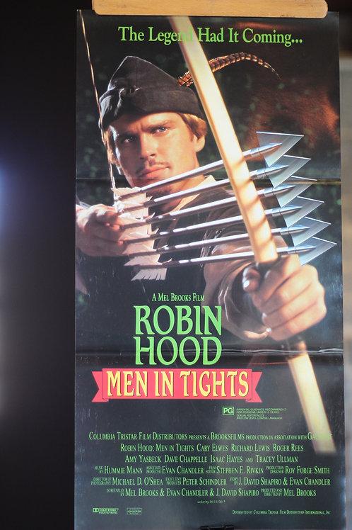Robin Hood - Men in Tights - daybill