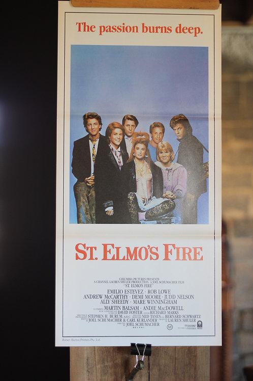 St Elmo's Fire - daybill