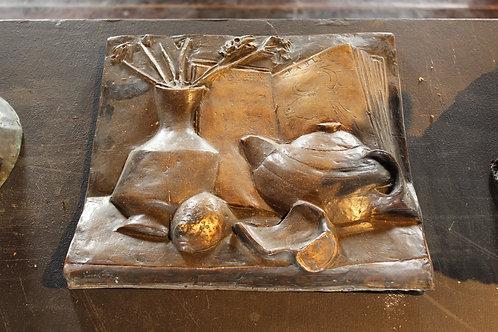 459 Bronze Panel