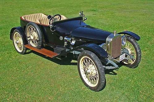 1914 Sunbeam 12/16 Sporting Type