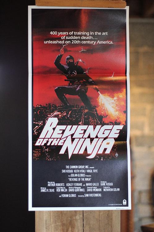 Revenge of the Ninja - waybill