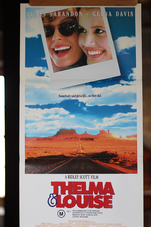 Thelma & Louise - daybill
