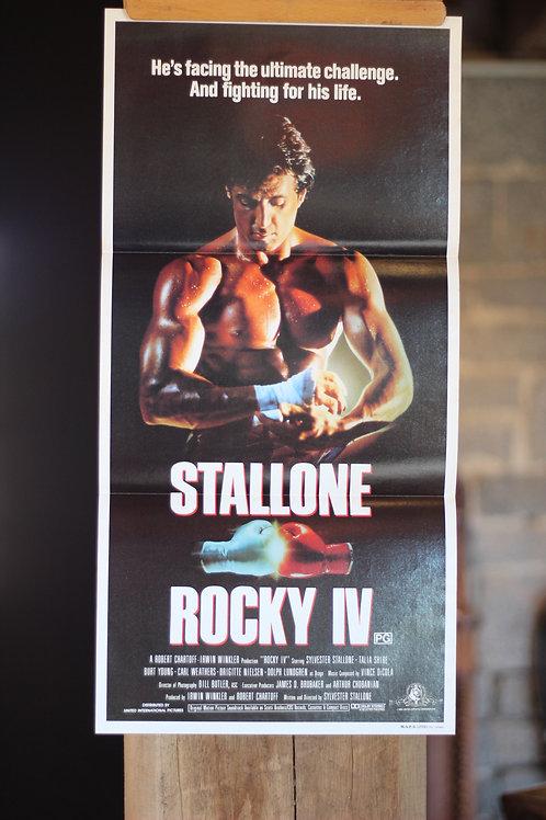 Rocky IV - daybill