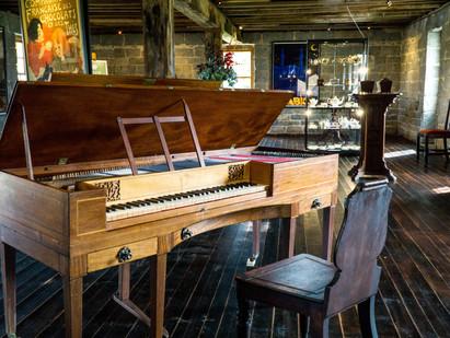 Thomas Tomkison's Square Piano Forte