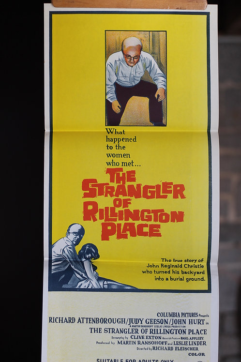 the Strangler of Rillington Place - daybill