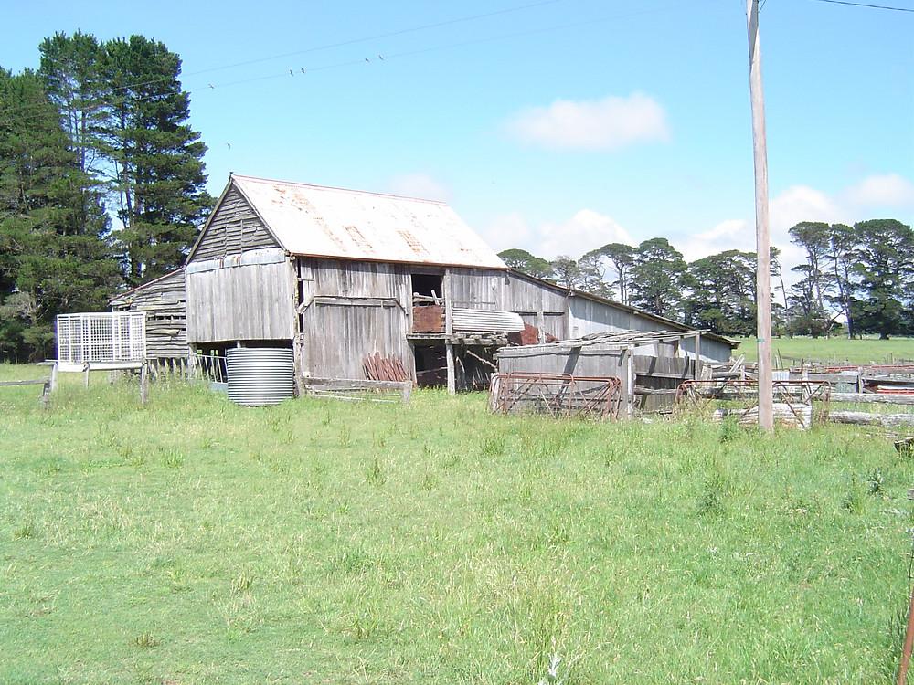 The Wagon Barn 2008