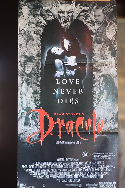Bram Stoker's Dracula - daybill
